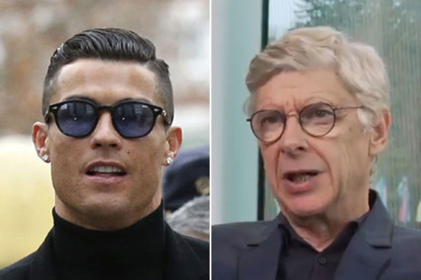 Maybe We'd Have Scored 200 Goals! Arsene Wenger Regrets Not Pairing Cristiano Ronaldo With Thierry Henry At Arsenal