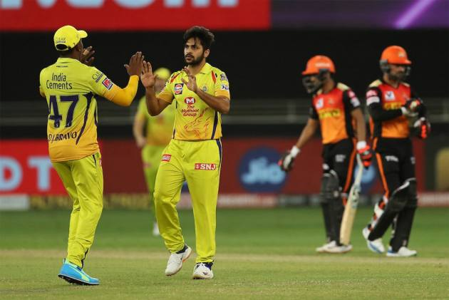 IPL 2020: SunRisers Hyderabad Vs Chennai Super Kings, Full Scorecard