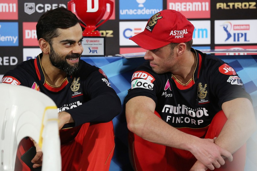 IPL's Own Jugalbandi: AB De Villiers And Virat Kohli Striking The Right Notes For RCB