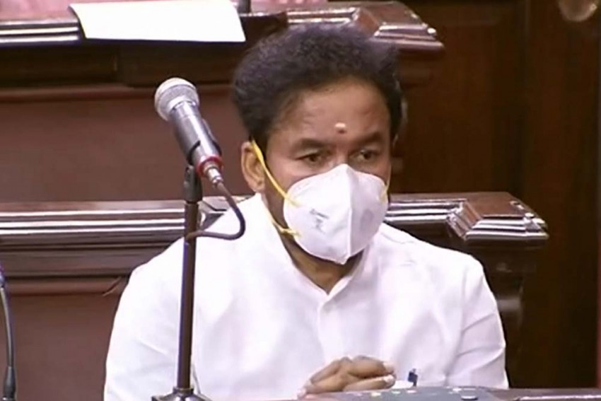 Govt Does Not Look At Crime From The Prism Of Caste, Creed And Region, Says MoS Home Reddy