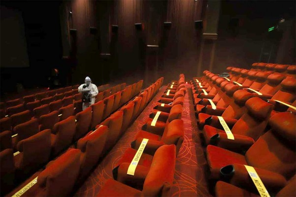 Cinema Halls Ready To Reopen In New COVID-19 Normal