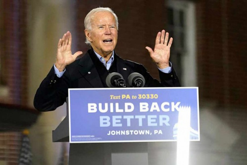 Trump's COVID-19 Policy Is Erratic Just Like His Presidency: Joe Biden