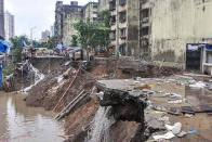 Wall Collapse Amid Heavy Rainfall Kills Six In Maharashtra