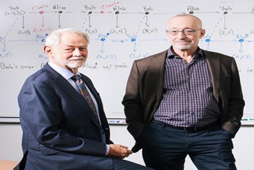 Meet The Sotheby's Of The Economic World: Nobel Laureates Paul Milgrom And Robert Wilson