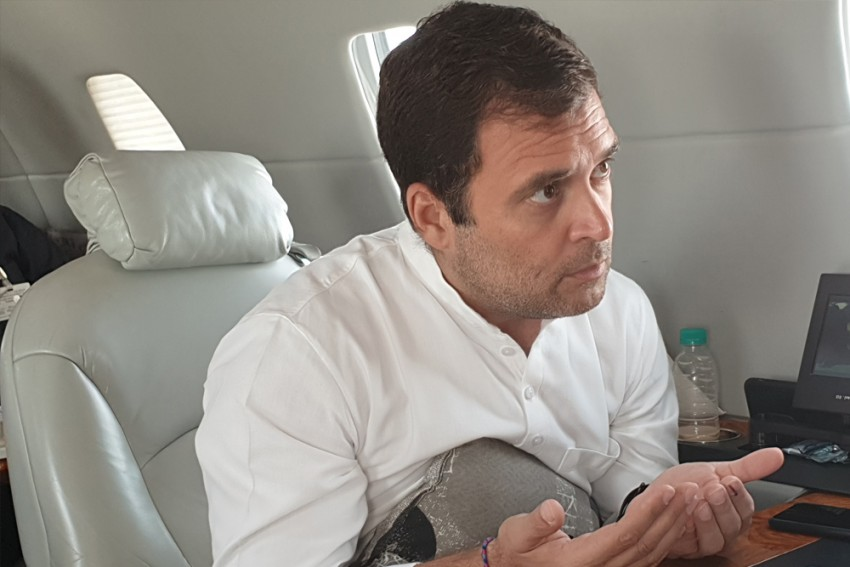 'Solid Achievement' Of BJP's 'Hate-Filled Cultural Nationalism': Rahul On IMF Projections