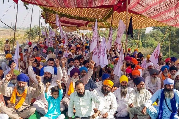Farm Bills: Punjab Farmers Walk Out of Talks With Centre