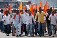 'Goli Maaro Saalo Ko' Chanted In Protests Against Farooq Abdullah Outside NC Office