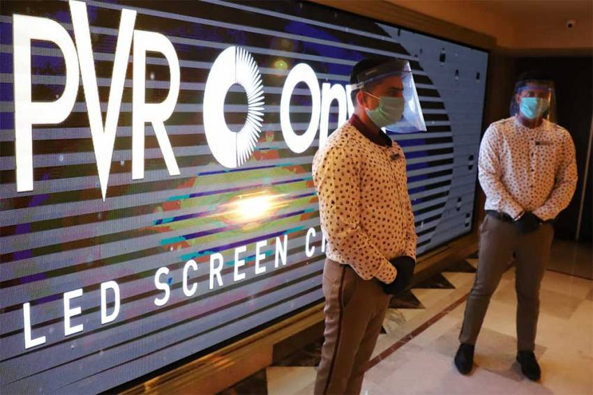 Cinemas In India Reopen After Seven Months In COVID-19 Shadow