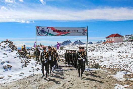 Ladakh, Jammu And Kashmir Integral Part Of India, China Has No Locus Standi: MEA