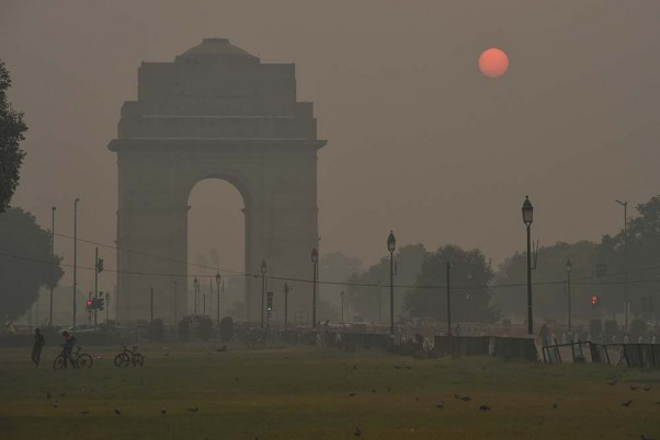 Stubble Burning Accounted For 6% Of Delhi's PM2.5 Pollution On Oct 15: SAFAR