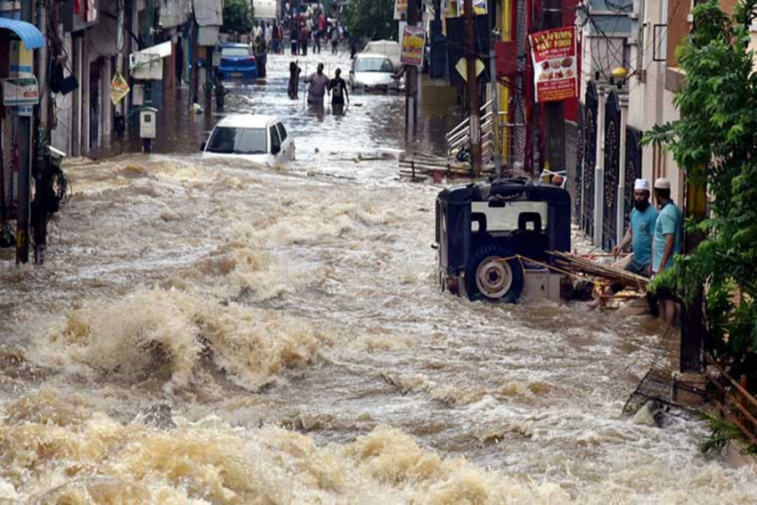 Telangana Floods Put KCR Government In The Dock