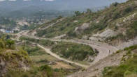 Construction Of Zojila Tunnel Begins With Ceremonial Blast