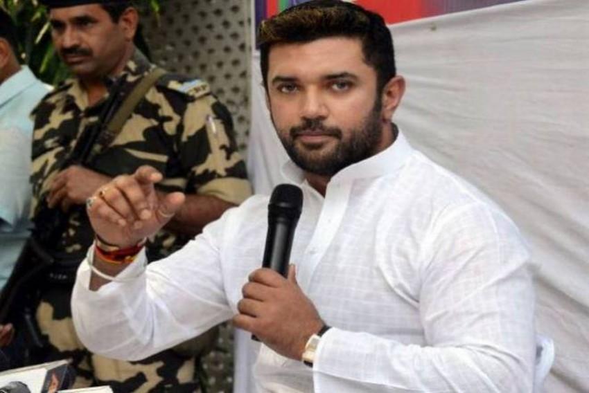 BJP Slams Chirag Paswan Of Spreading Confusion, Lies Ahead Of Bihar Polls