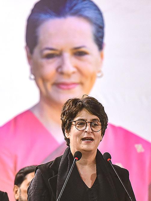Priyanka Gandhi Vadra Raises Concern Over Poor State Of Women Safety In Uttar Pradesh