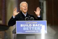 Trump, Biden Square Off Again— From A Distance