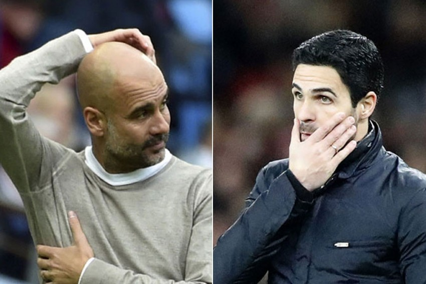 Manchester City Vs Arsenal: Pep Guardiola's Influence Clear, But Is Improvement Under Mikel Arteta Sustainable?