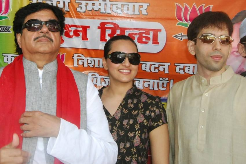 Shatrughan Sinha Hopes To Avenge 'Injustice' In LS Polls Through His Son Luv Sinha In Patna