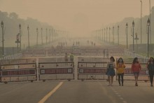 Delhi Pollution Levels Dip Slightly; Stubble Burning Contribution Rises To 18%