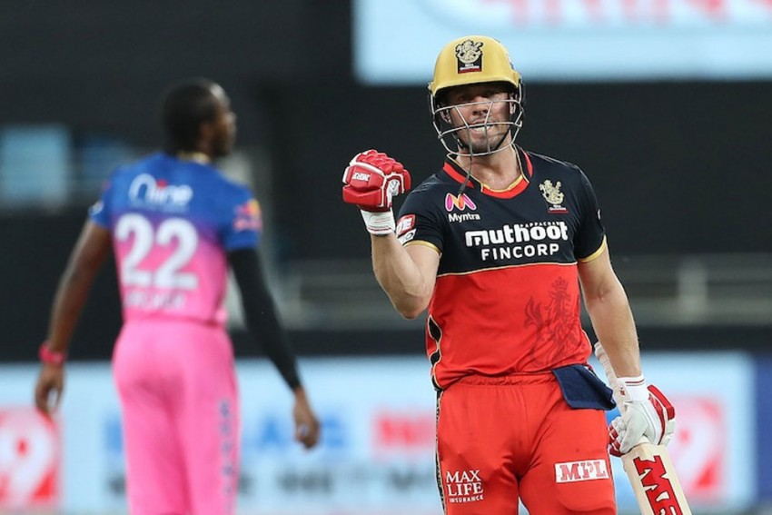 IPL 2020: Sensational AB De Villiers Lifts Royal Challenger Bangalore To Thrilling Win Vs Rajasthan Royals - Highlights