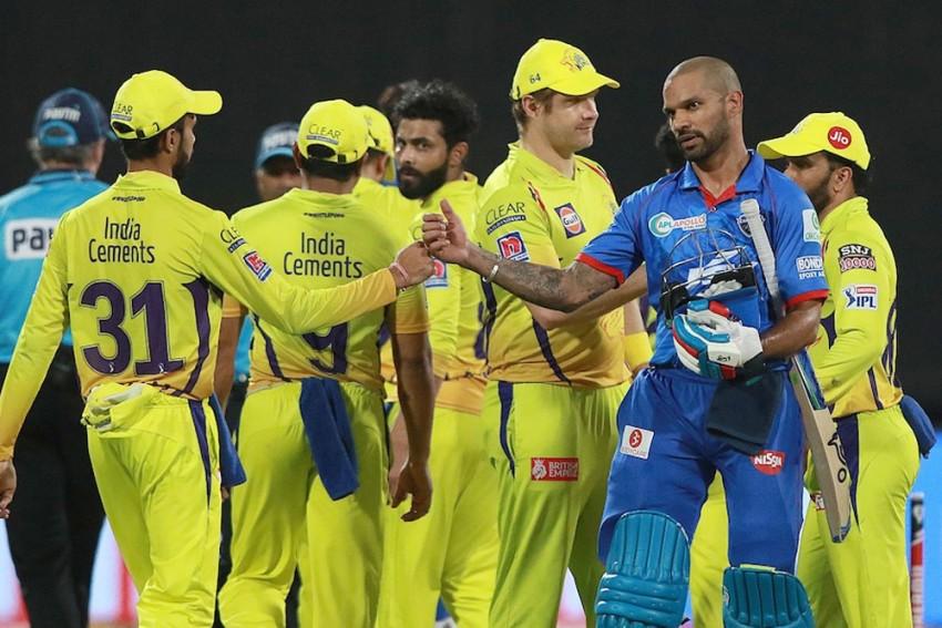 Axar Patel Cameo, Shikhar Dhawan's Maiden IPL Ton Give Delhi Capitals Stunning Win Vs Chennai Super Kings