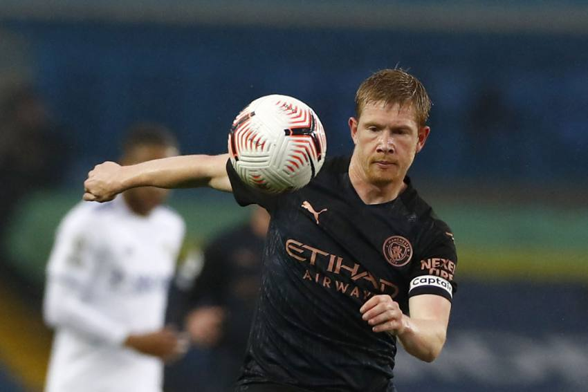 Injured Kevin De Bruyne To Miss Upcoming Games For Manchester City