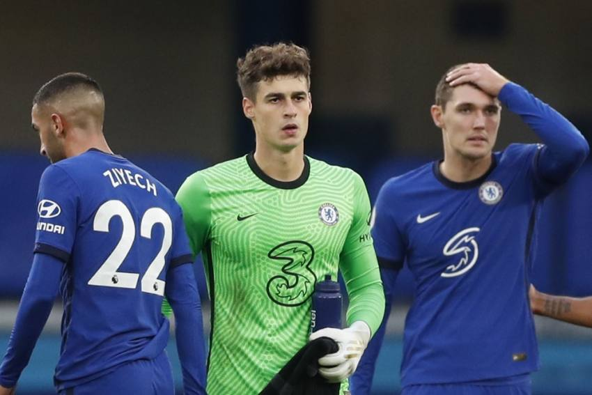 Chelsea 3-3 Southampton: Theo Walcott Joy As Blues Blow It At The Bridge