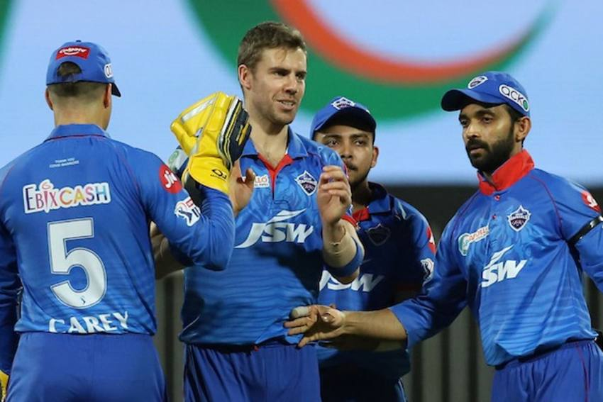 IPL 2020, Delhi Capitals Vs Chennai Super Kings, Full Scorecard