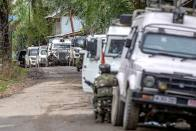 Militant Killed In Encounter In Anantnag In Jammu And Kashmir