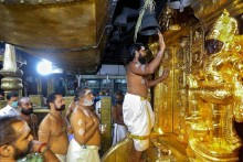 Sabarimala Temple Opens For Devotees After Over Six Months