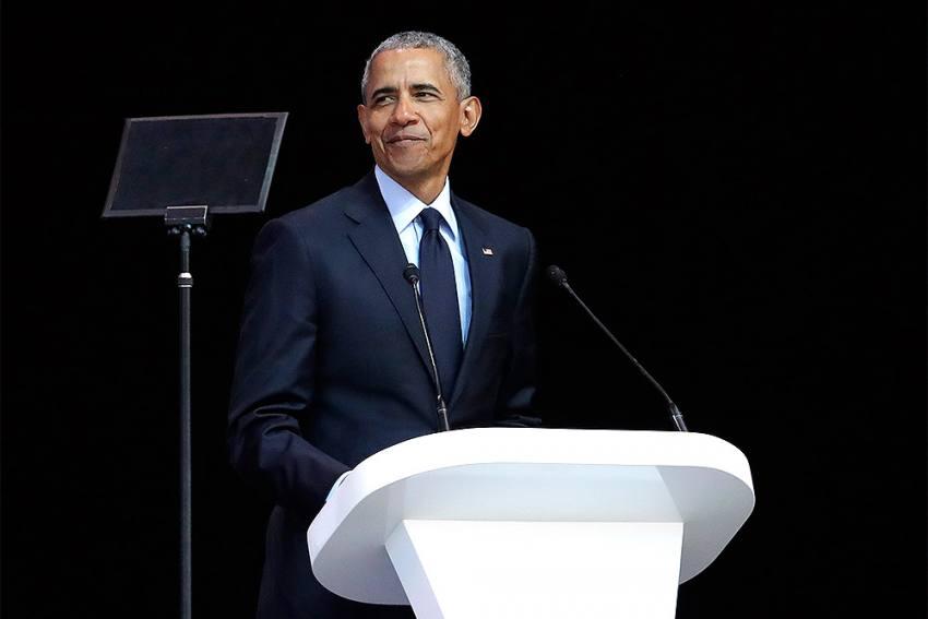 Barack Obama To Campaign For Biden And Kamala Harris