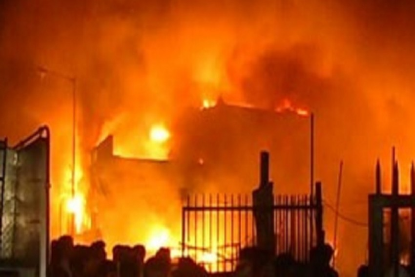 Kolkata Fire: Two Dead, Including 12-Year-Old Boy