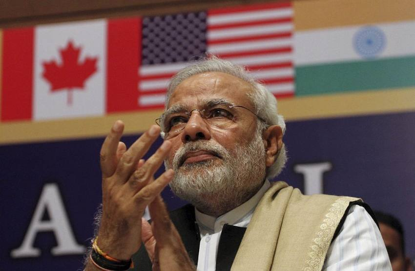PM Modi To Address Inaugural Function Of Grand Challenges Annual Meeting