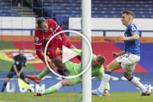 Everton Vs Liverpool: Nasty Jordan Pickford Tackle Injures Virgil Van Dijk In Merseyside Derby - WATCH