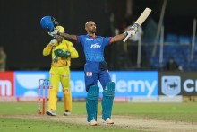 Delhi Capitals Opener Shikhar Dhawan Strikes Maiden IPL Century To Prove Why He Is Gabbar Of Cricket