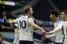 Unstoppable Harry Kane Sets Premier League Record For Tottenham Against West Ham