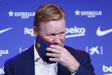 Barcelona Boss Ronald Koeman Hits Out At 'Lack Of Respect' In Loss To Getafe