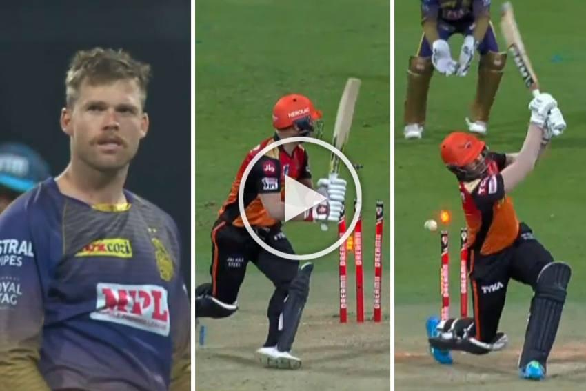 IPL 2020, SRH Vs KKR: Watch Lockie Ferguson's Sensational Super Over - VIDEO
