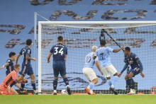 Manchester City 1-0 Arsenal: Raheem Sterling Lifts Citizens From Slump