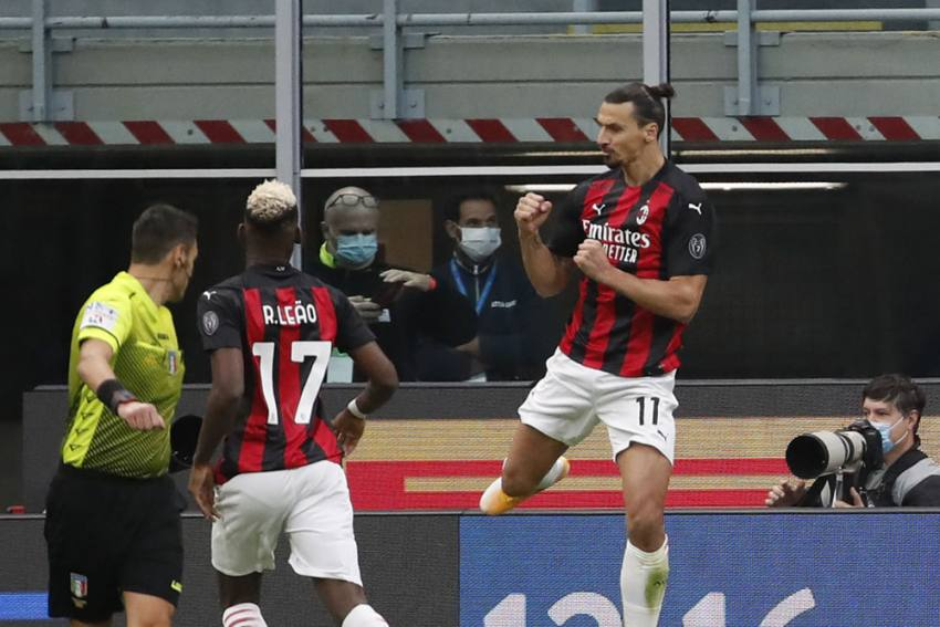 Inter 1-2 Milan: Returning Zlatan Ibrahimovic Settles Derby Della Madonnina
