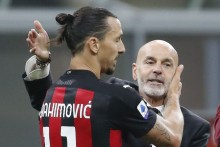 Zlatan Ibrahimovic Haunts Inter To Put AC Milan Back In Scudetto Picture At Last