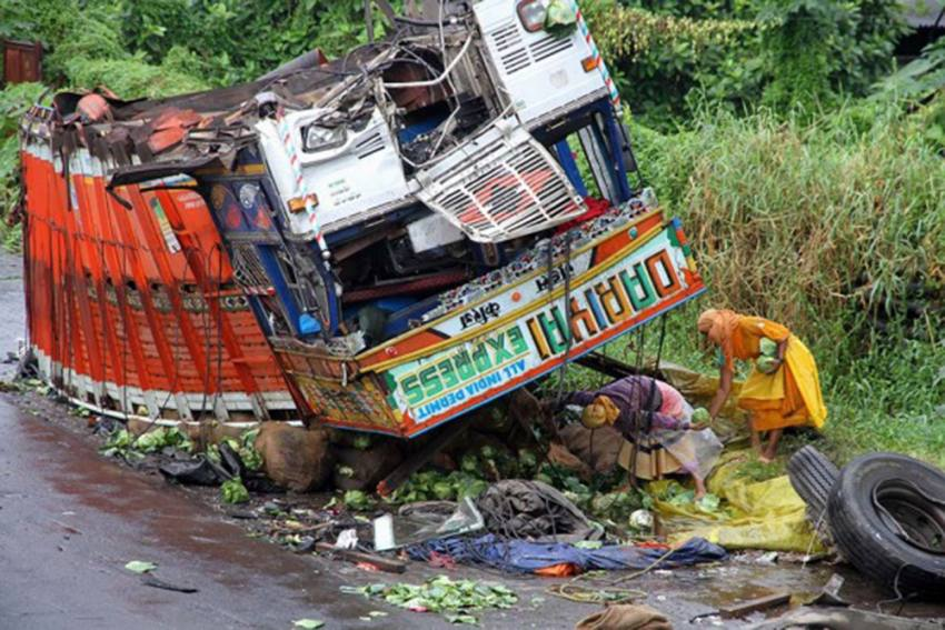 Maharashtra Records A Dip In Road Accidents In Last Three Years