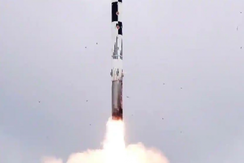 India Successfully Test-Fires Naval Version Of BrahMos Missile