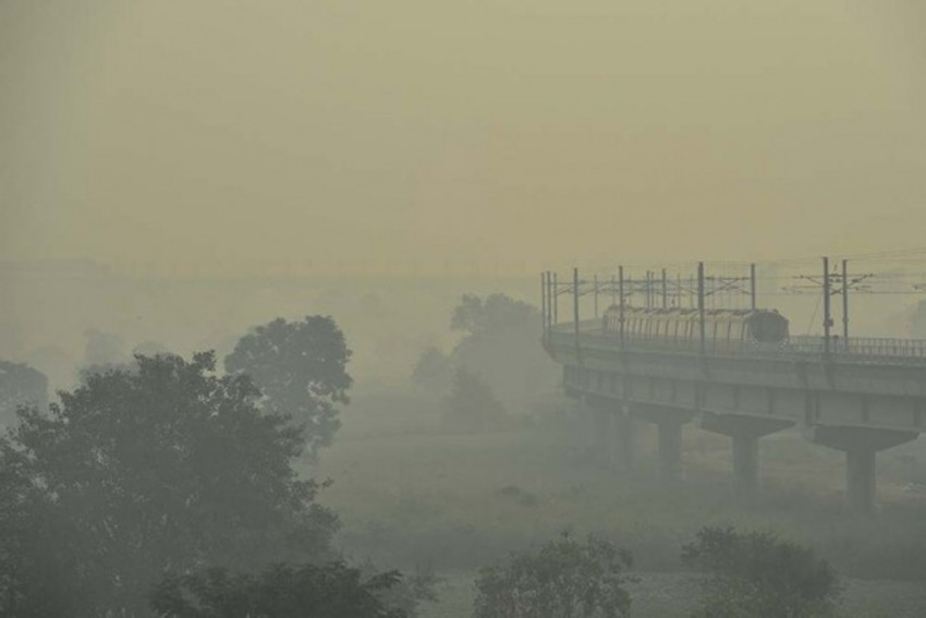 Fines Worth Rs. 11.15 Lakh Levied On Polluters In Noida