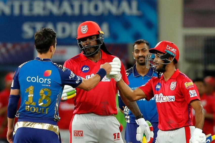 IPL 2020: Mumbai Indians Vs Kings XI Punjab, Full Scorecard