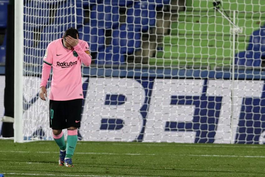 Lionel Messi's Form 'Could Be Better' But Ronald Koeman Has No Complaints About Barcelona Captain