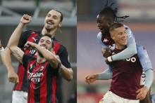 AC Milan, Aston Villa Stand Alone In Europe's Top Five Leagues With Perfect Records