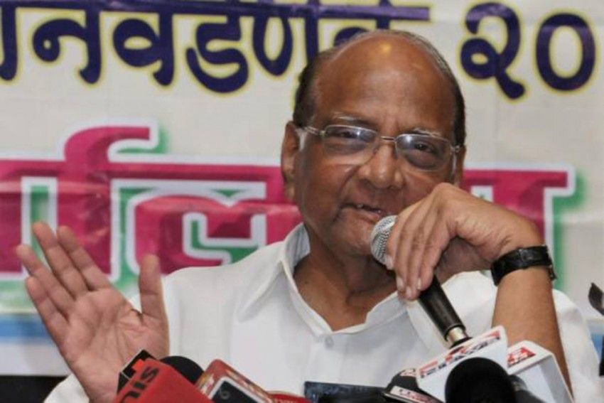 Maharashtra Govt Will Have To Borrow Loans To Help Flood-Hit People: Sharad Pawar