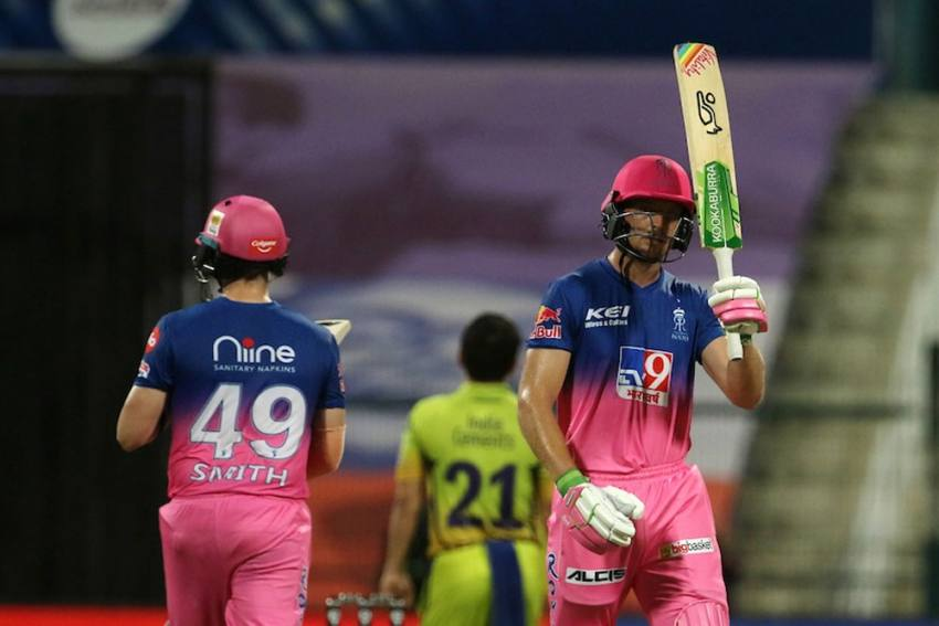 IPL 2020: Jos Buttler Keeps Rajasthan Royals Afloat After Win Vs Chennai Super Kings - Highlights