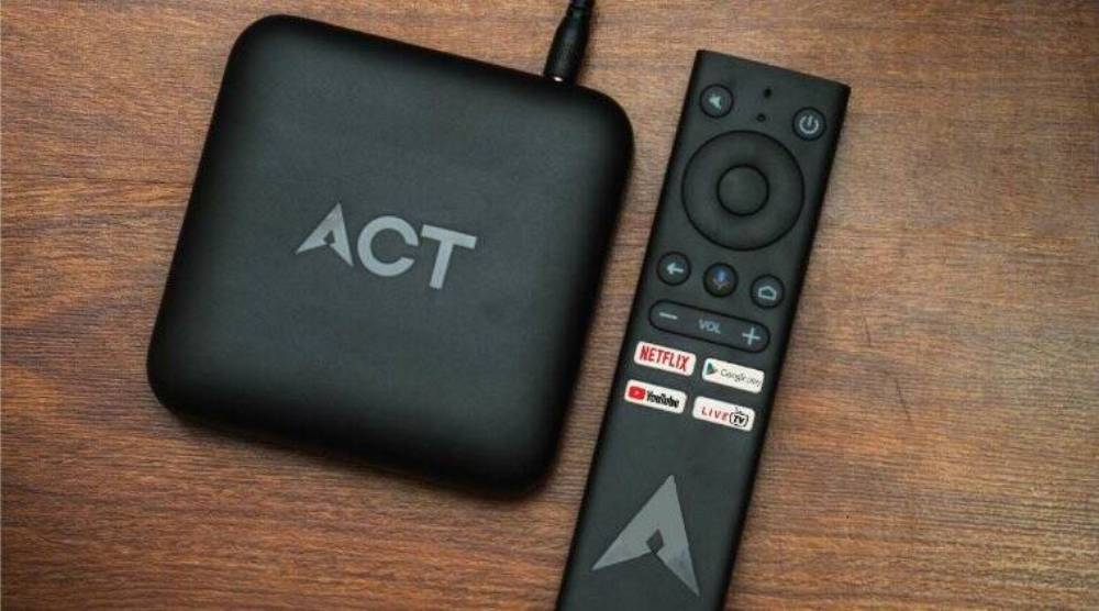 ACT Stream TV 4K Is The New Entertainment Box