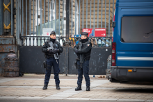 French Police Operations Underway After Beheading Of Teacher
